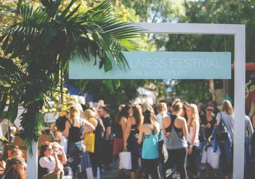 5 THINGS TO EXPECT AT THE WELLNESS FESTIVAL