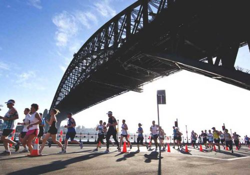 TRAINING TIPS FOR THE BLACKMORES SYDNEY RUNNING FESTIVAL
