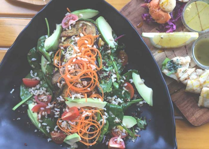 IS THIS CAMPBELLTOWN'S HEALTHIEST CAFE?