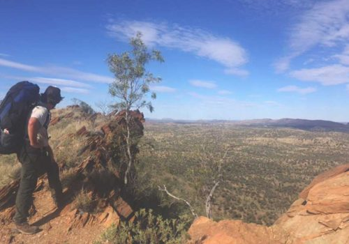 REVIEW: THE LARAPINTA HIKING TRAIL