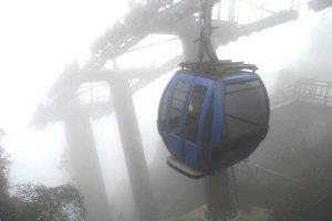 Cable Car to the Clouds, Tianmen