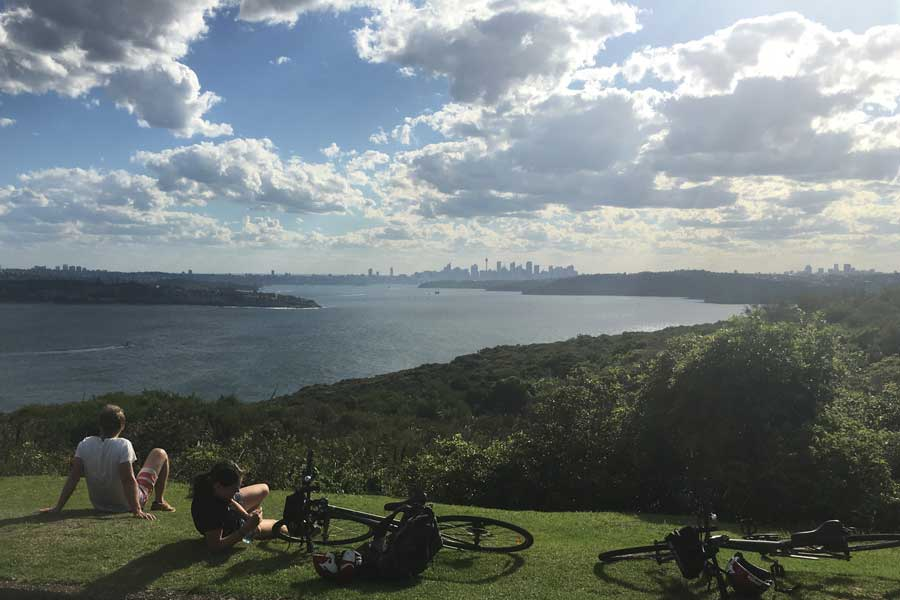 North-Head-views-Bonza-Bike-Tours Sydney