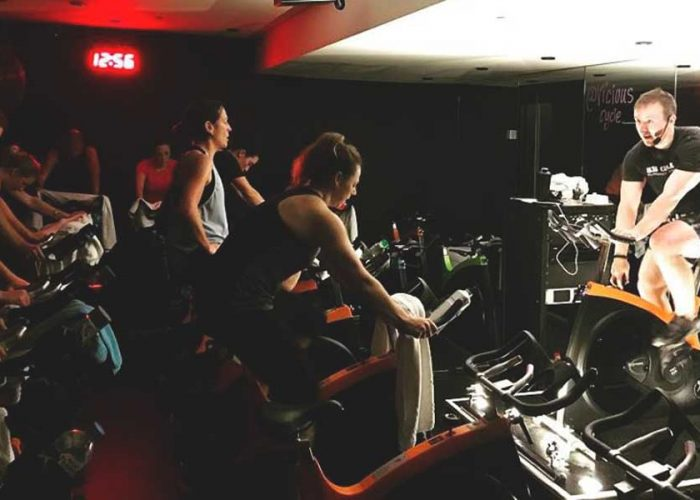 GET VICIOUS IN THE CBD WITH THIS NEW SPIN CLASS