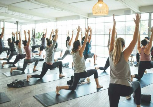 WHERE TO PRACTISE YOGA FOR FREE ON WORLD YOGA DAY THIS WEDNESDAY