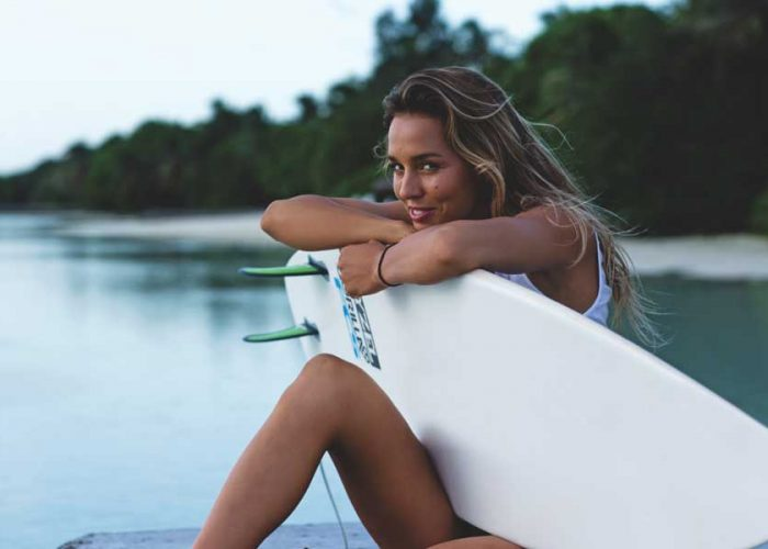 MY FIT SYDNEY: SALLY FITZGIBBONS, PRO SURFER