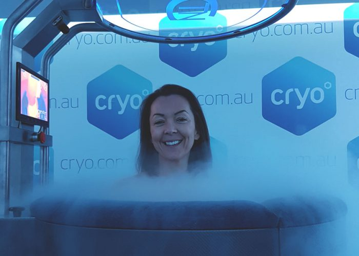 SO, WHAT IS CRYOTHERAPY AND DOES IT WORK?