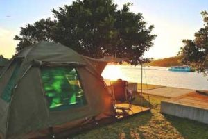 Where to camp in Sydney