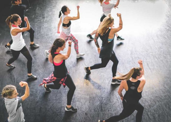 OUR PICK OF SYDNEY'S BEST DANCE CLASSES