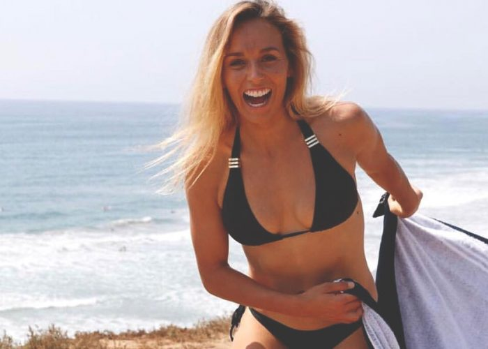 SALLY FITZGIBBONS' TOP 5 NSW SURFING SPOTS